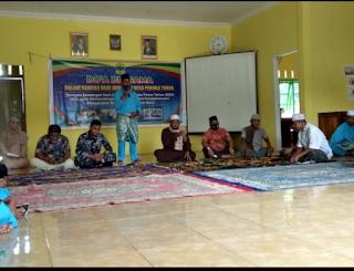 Semangat HUT Desa Penuba Timur beriringan Peringati Maulid Nabi SAW tahun 2020