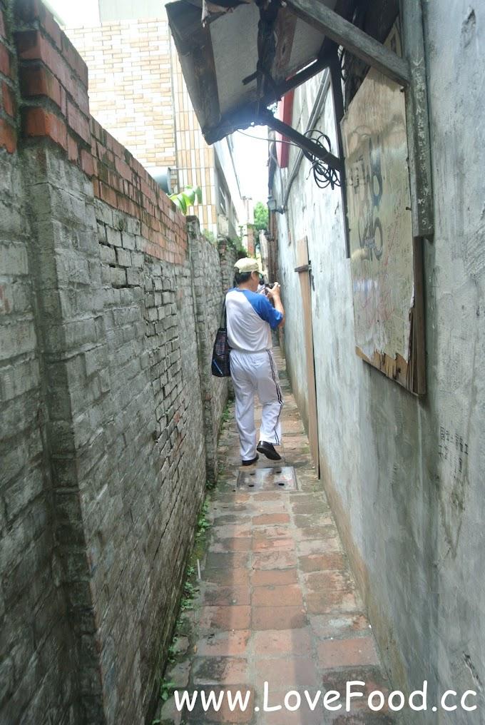 彰化鹿港-摸乳巷-200年歷史窄巷-鹿港老街必訪景點-mo ru xiang
