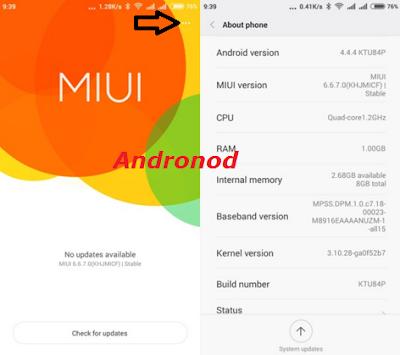Cara Menambahkan Bahasa Indonesia DI All Xiaomi (Update ROM MIUI)