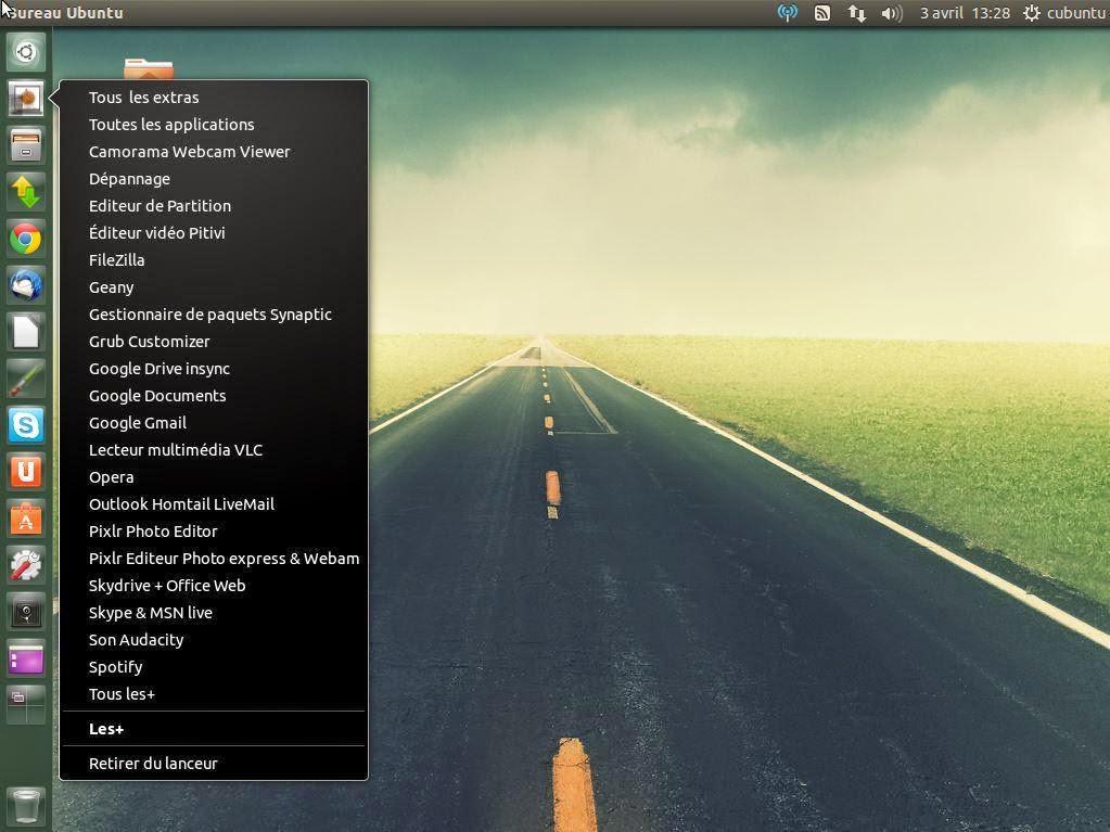 Linux Tutorial Terminal Online: Cubuntu 14-04-182 released, An