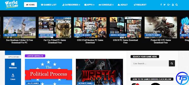 تحميل الألعاب مجاناً وبروابط مباشرة أفضل المواقع