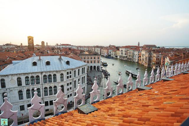 Mirador T Fondaco dei Tedeschi, Venecia