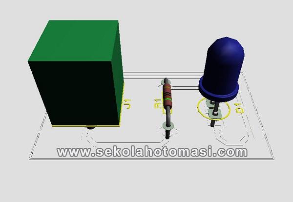 Menentukan Nilai Resistor Untuk Menghidupkan LED