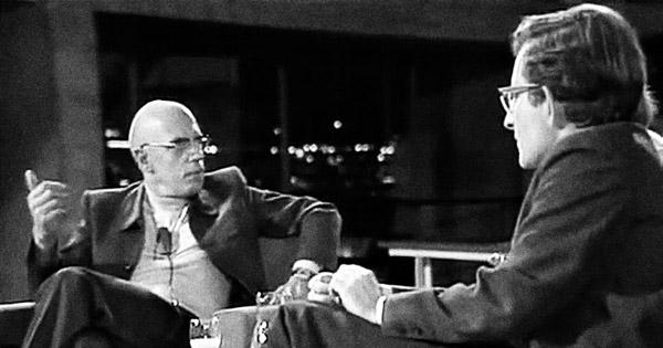 Justicia vs Poder | Debate entre Noam Chomsky y Michel Foucault
