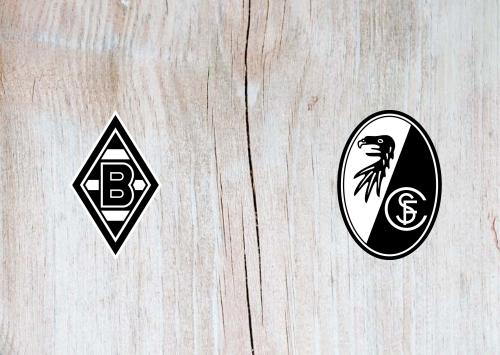 Borussia M.gladbach vs Freiburg -Highlights 1 December 2019
