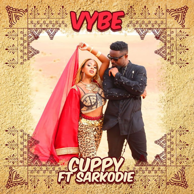DOWNLOAD (Dj Cuppy ft. Sarkodie – Vybe)