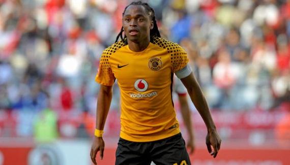 Kaizer Chiefs midfielder