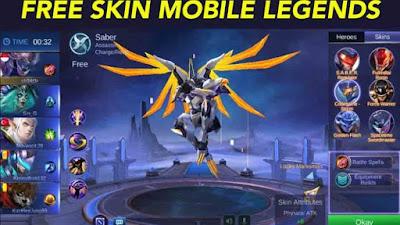 Cheat Skin Mobile Legends (ML) in 2020