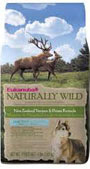 Picture of Eukanuba Naturally Wild Adult New Zealand Venison and Potato Dry Dog Food
