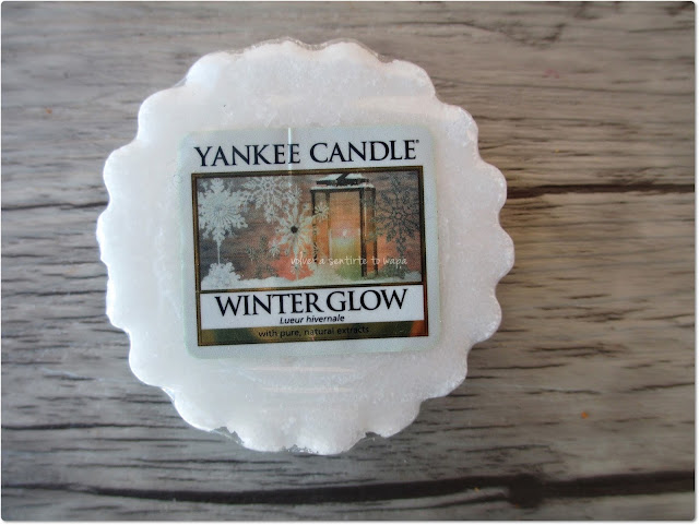 Yankee Candle - Winter Glow