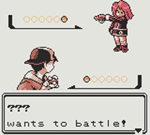 Pokémon Gold e Silver Rival