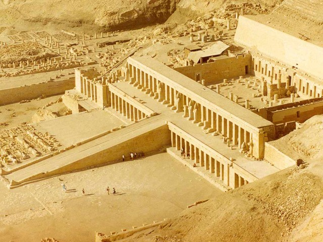 Luxor the Golden City of Ancient Egypt