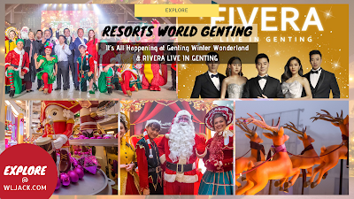 "[Explore] Resorts World Genting Presents ""It's All Happening at Genting Winter Wonderland"" and Fivera Live In Genting"