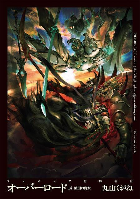 Overlord Novel Indo : overlord, novel, Overlord, [NBI], Novel, Bahasa, Indonesia