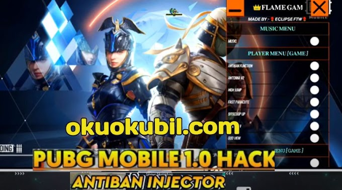 Pubg Mobile 1.0.0 Flame Injector KR-Global Hack  Esp+aimbot Yeni GG And injector 2020