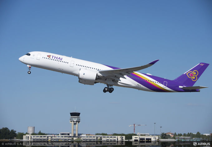 THAI takes delivery of state of the art aircraft