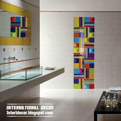 Bathroom Mosaic Tiles Elegant Mosaic Tile Designs For