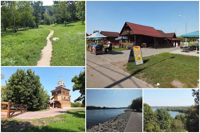 Parque Kolómenskoye