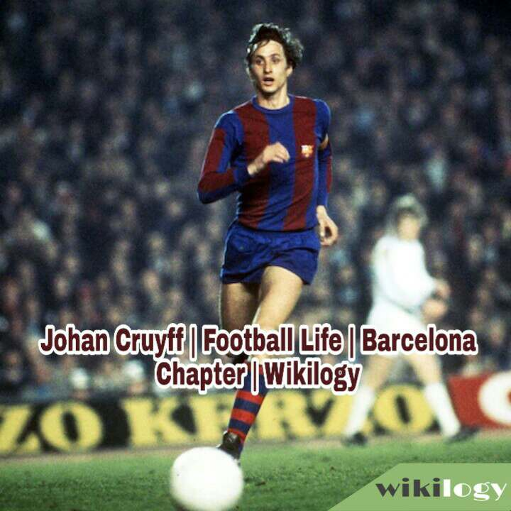 Johan Cruyff Barcelona playing coaching career