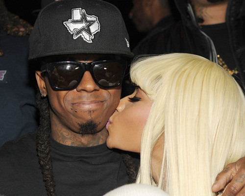 Nick minaj and lil wayne sex tape