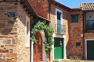 Castrillo de los Polvazares, León