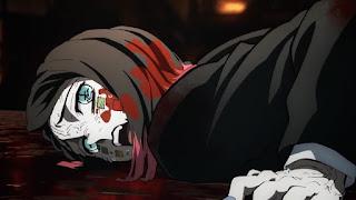 鬼滅の刃アニメ 十二鬼月 下弦の壱 魘夢 Enmu(CV.平川大輔) | Demon Slayer Twelve Kizuki Rank1