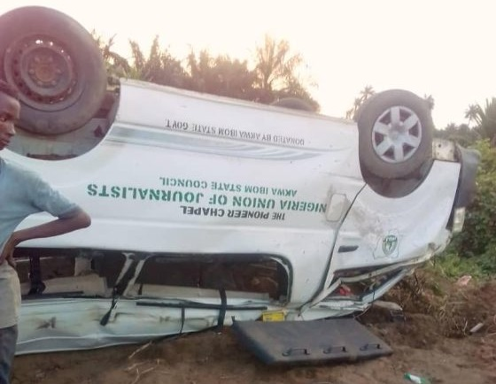 Fatal Accident Claim Lives Of 4 Akwa Ibom Newspaper Staff