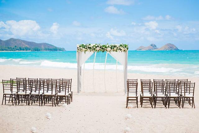 Honolulu, Hawaii, Wedding