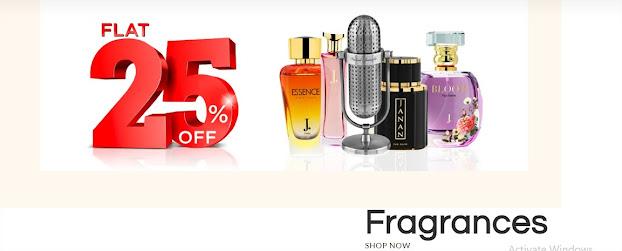 J. Junaid Jamshed gala sale collection fragrance