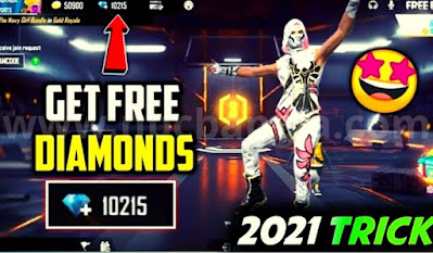 How To Hack Free Fire 50000 Diamonds - Here Is The New Trick