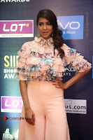 Actress Lakshmi Manchu Pos in Stylish Dress at SIIMA Short Film Awards 2017 .COM 0045.JPG