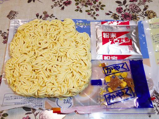 【寿がきや(Sugakiya Foods)】本店の味 メンマしょうゆ味