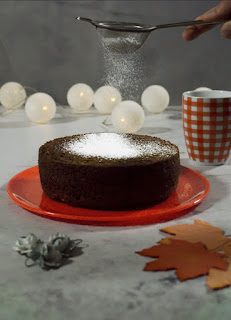 Carrot Cake receta Thermomix