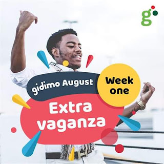 How to Get Free 2GB from Gidimo Extravaganza Promotion