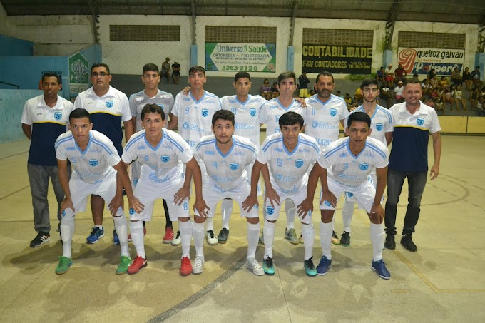 ADESPP perde para o Sport de Touros no Campeonato Potiguar de Futsal