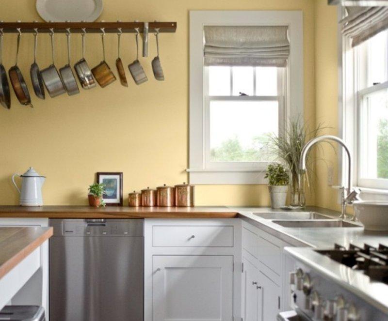 Scalia Forniture : L\'abbinamento tra le pareti della cucina ...