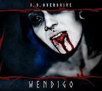 "J.D. Overdrive - ""New Blood"" (lyric video) from the album ""Wendigo"""