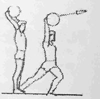 Medicine Ball Javelin Quadrathlon