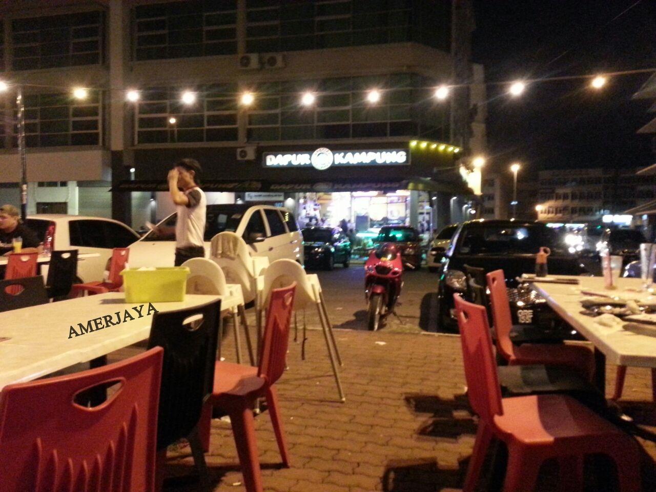 Dapur Kampung Tempat Makan Best Di Kuching Amer Jaya Blog