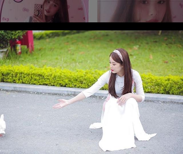 Cô gái yêu tiền đạo nổi tiếng Việt Nam gây bất ngờ với hình ảnh gợi cảmCô gái yêu tiền đạo nổi tiếng Việt Nam gây bất ngờ với hình ảnh gợi cảm