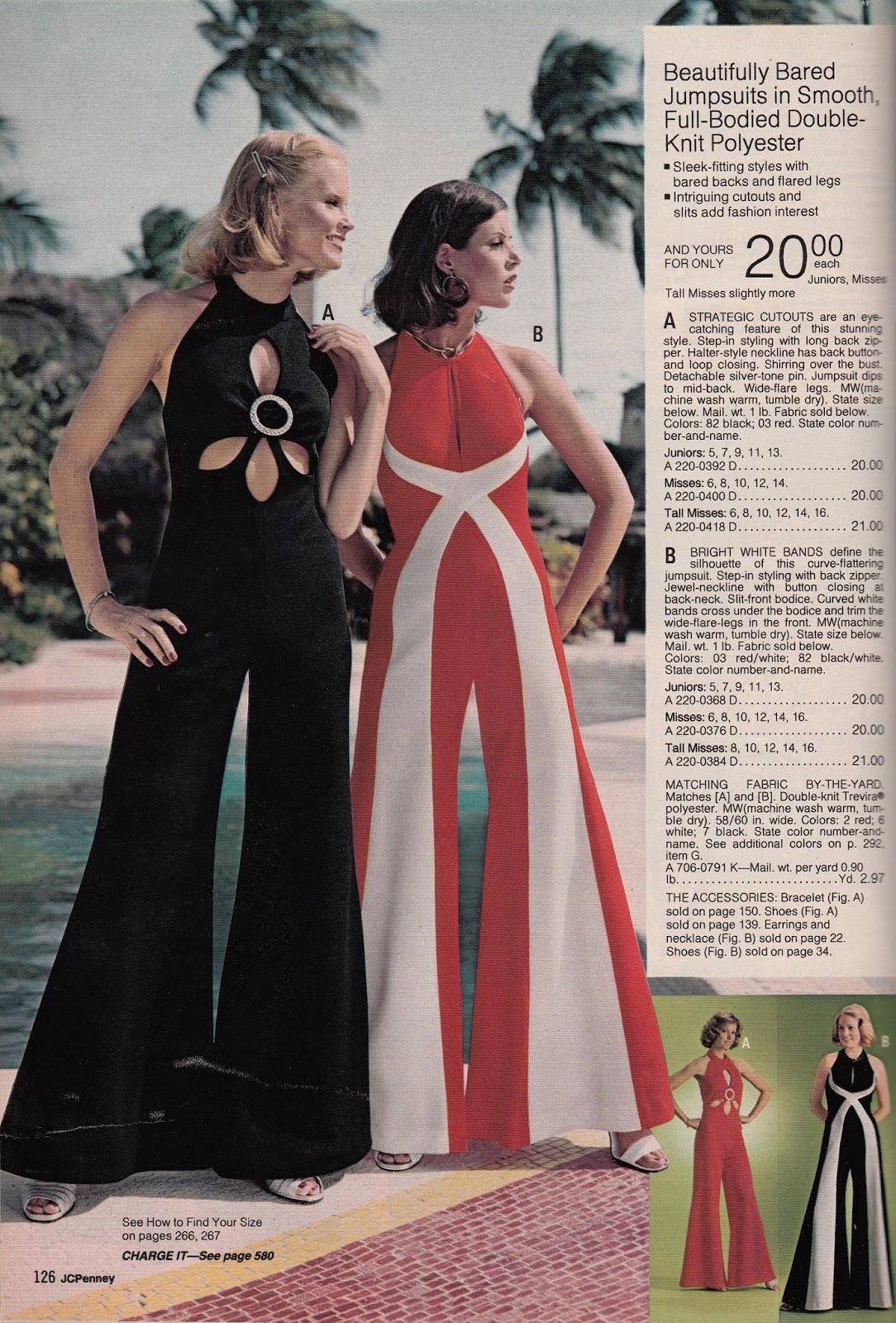 Kathy Loghry Blogspot That S So 70s Jaunty Jumpsuits Part 2