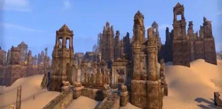 Breathtaking,Locations,Elder,Scrolls,Online,ESO