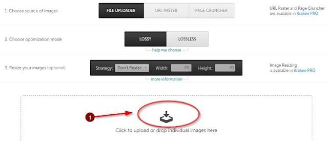 Karken Pe Image Upload Kare