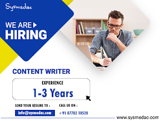 We are hiring for #contentwriters