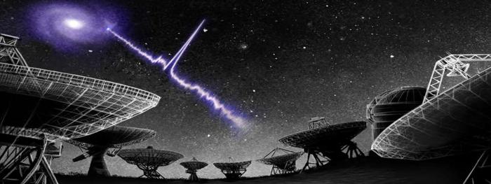 estranhos sinais do espaço se repetem a cada 157 dias