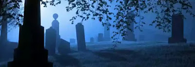 The living come with grassy tread To read the gravestones on the hill; The graveyard draws the living still, But never anymore the dead.