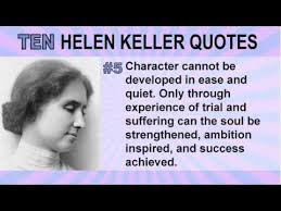 quotes, quote. motivational, inspirational, Helen Keller