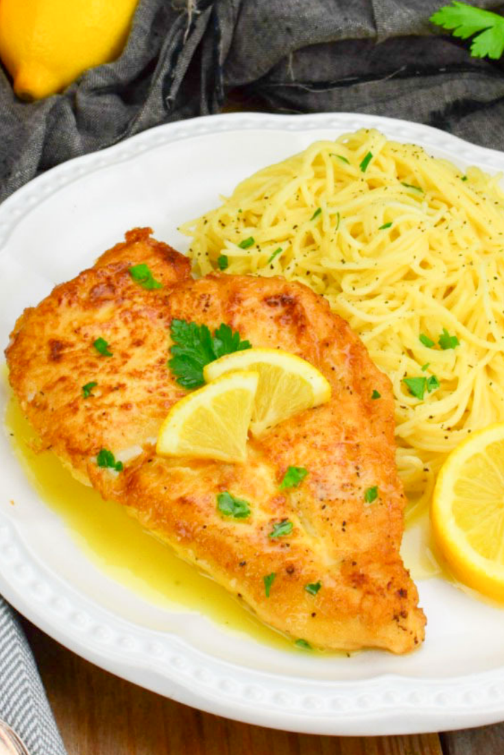 Chicken Francaise