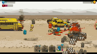 Game Android Zombie warfare
