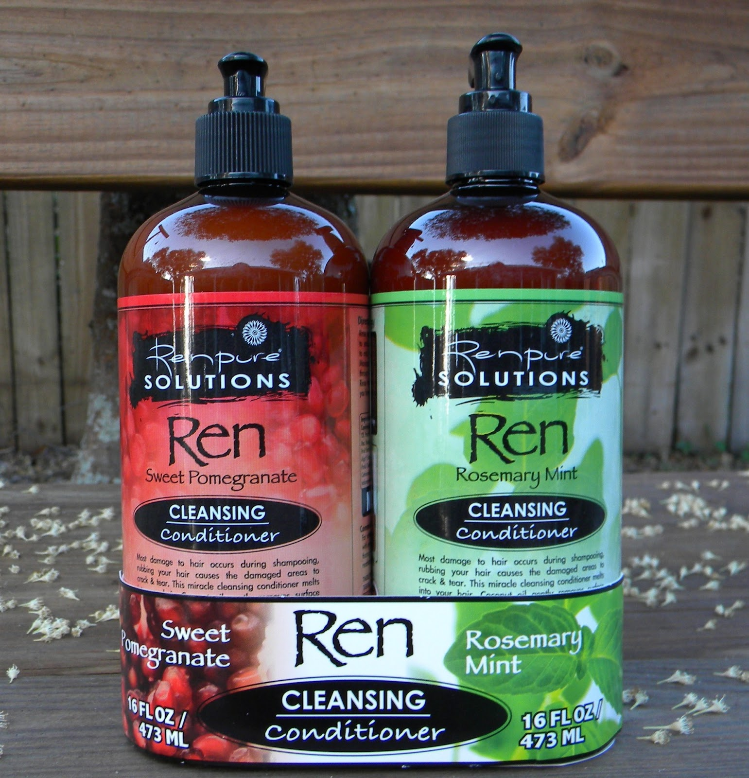 Nail Polish N Things Ren Cleansing Conditioners Review